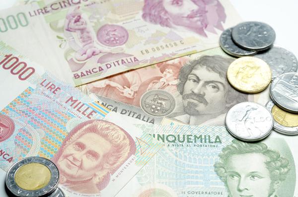 ITL Italian Lira